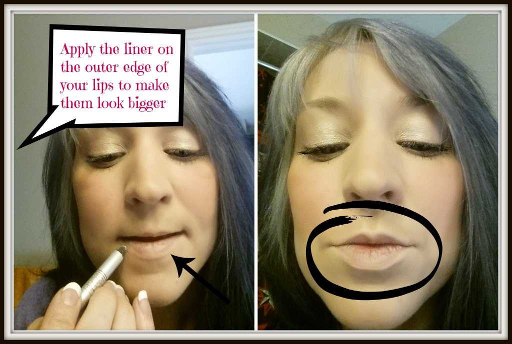 Stila Eye Liner Hack