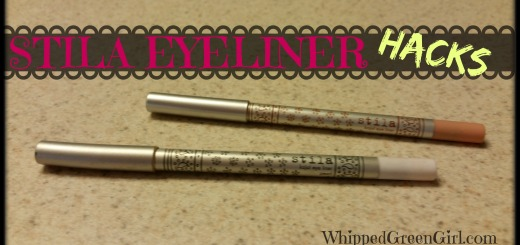 Stila Eye Liner Hacks