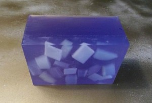 Soapfetti soap by Beautiartsoaps.com