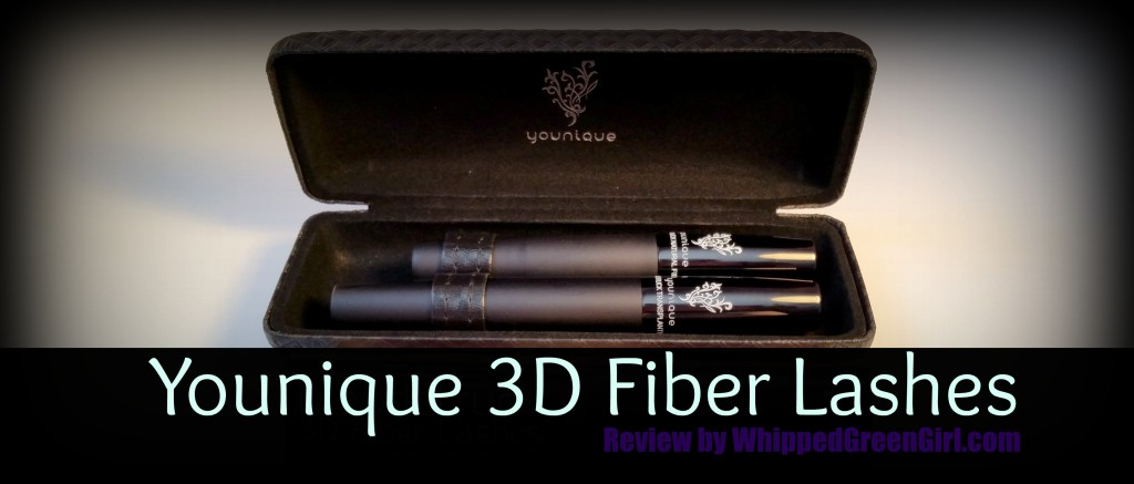 Younique Moonstruck 3D Fiber Lashes review