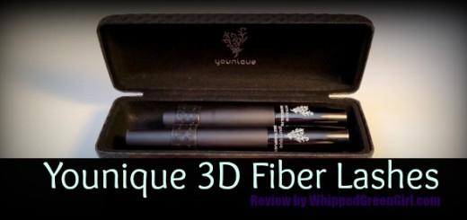 Younique 3D Fiber Lashes