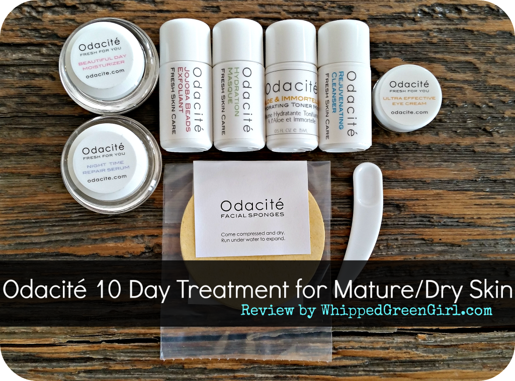 odacite 10 day treatment kit review