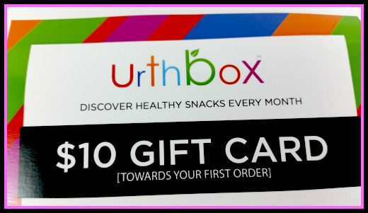 Urthbox giftcard image