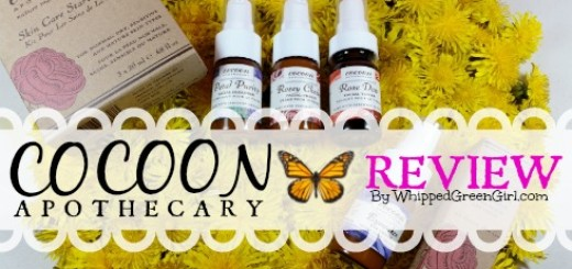 Cocoon Apothercary review