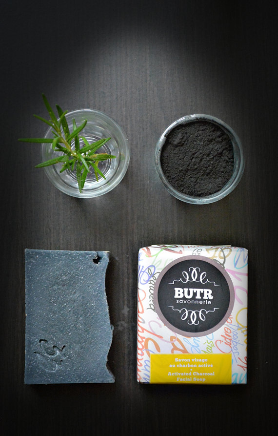 Activated Charcoal Soap Butr review