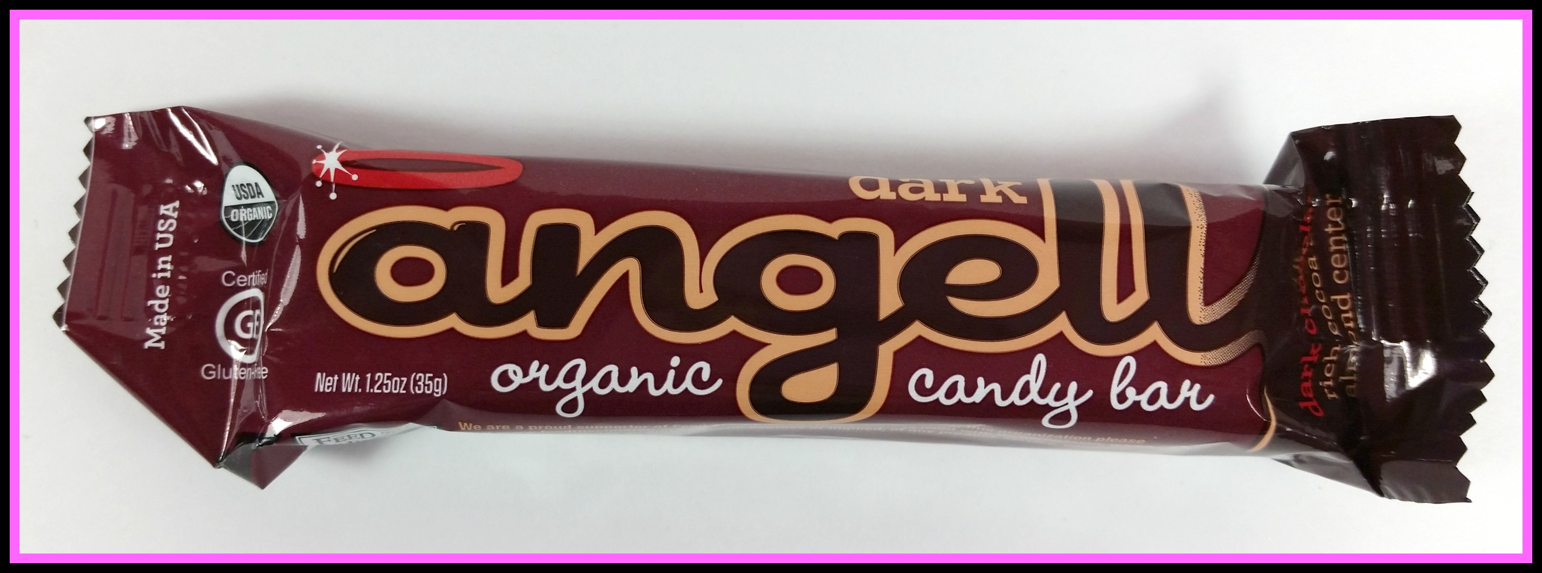 Angell candy bar urthbox Angell candy bar urthbox review