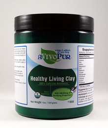 Bentonite Clay (from AvivoPur)