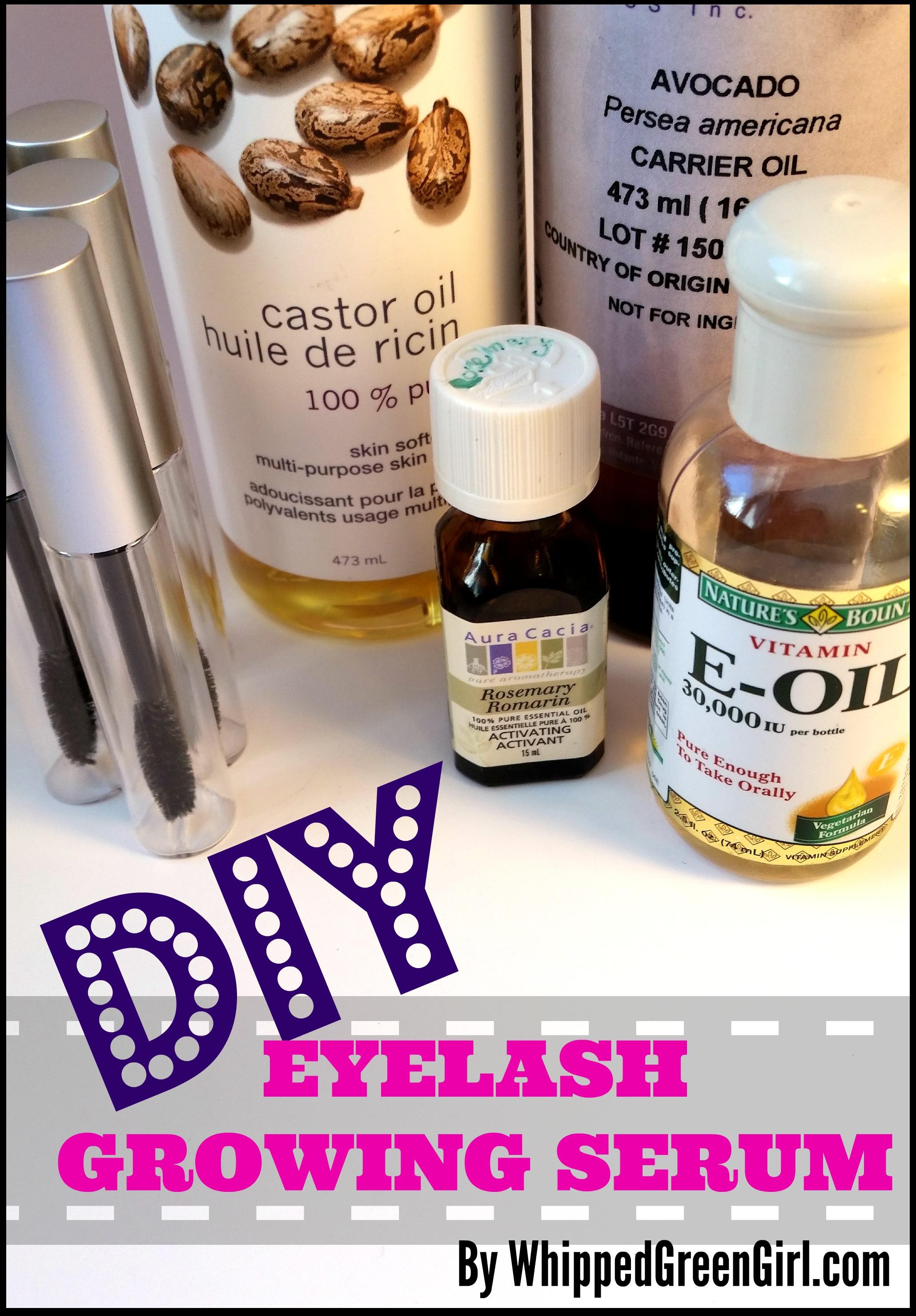 Diy Eyelash Growing Serum Whippedgreengirl Com