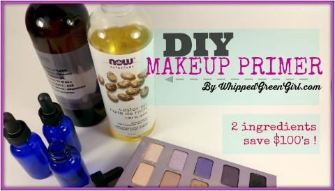 allnatural makeup primer