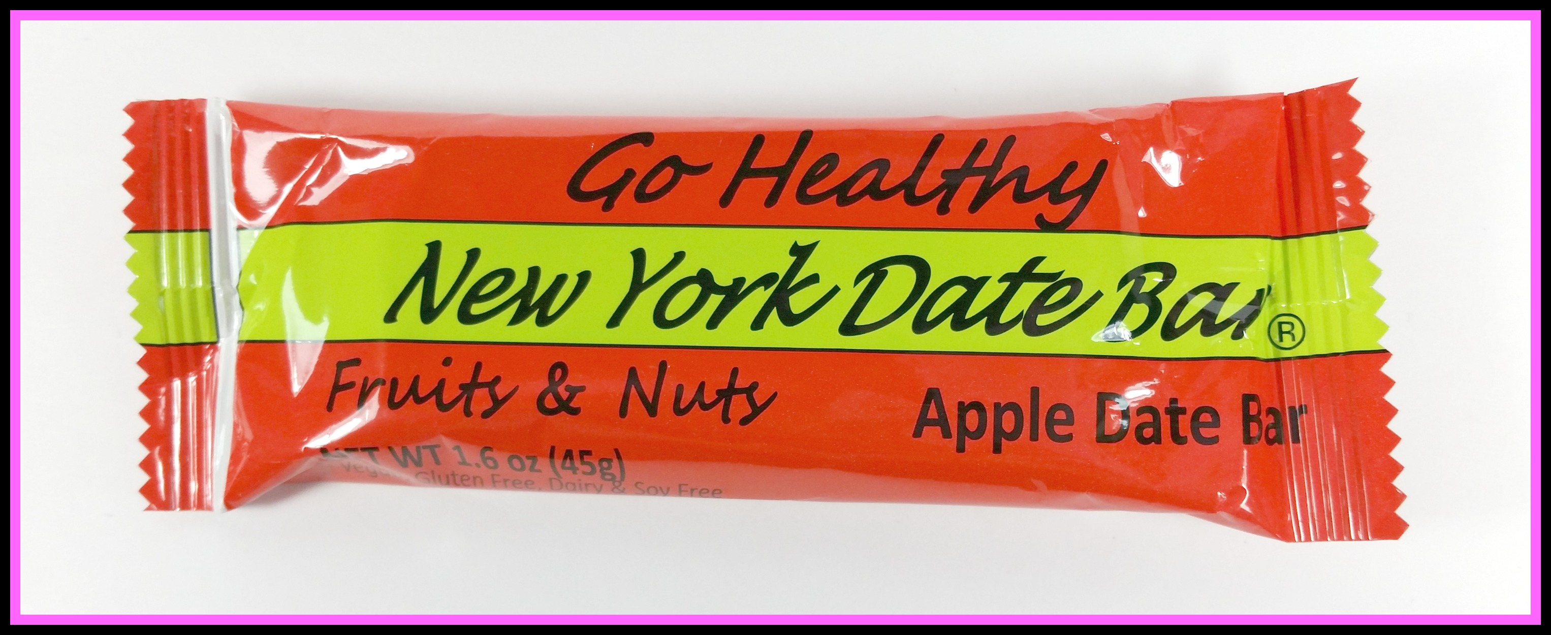 Date Bar urthbox