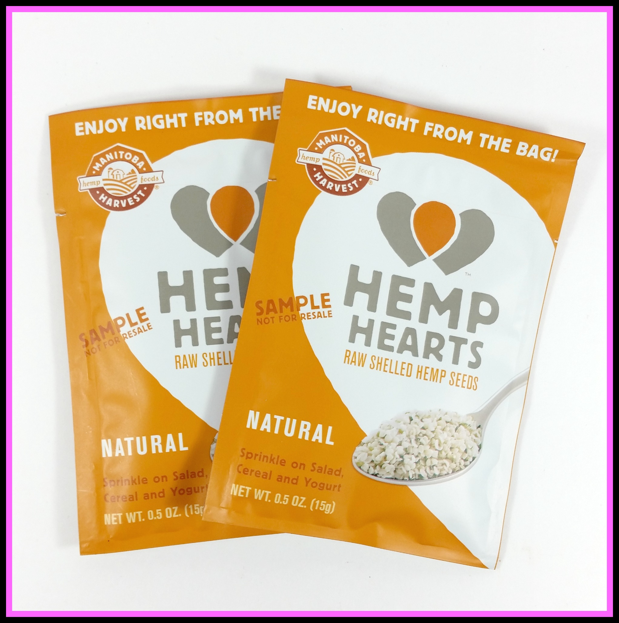 Hemp Hearts Urthbox