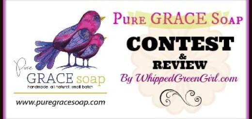 PureGraceSoap LipChap Review