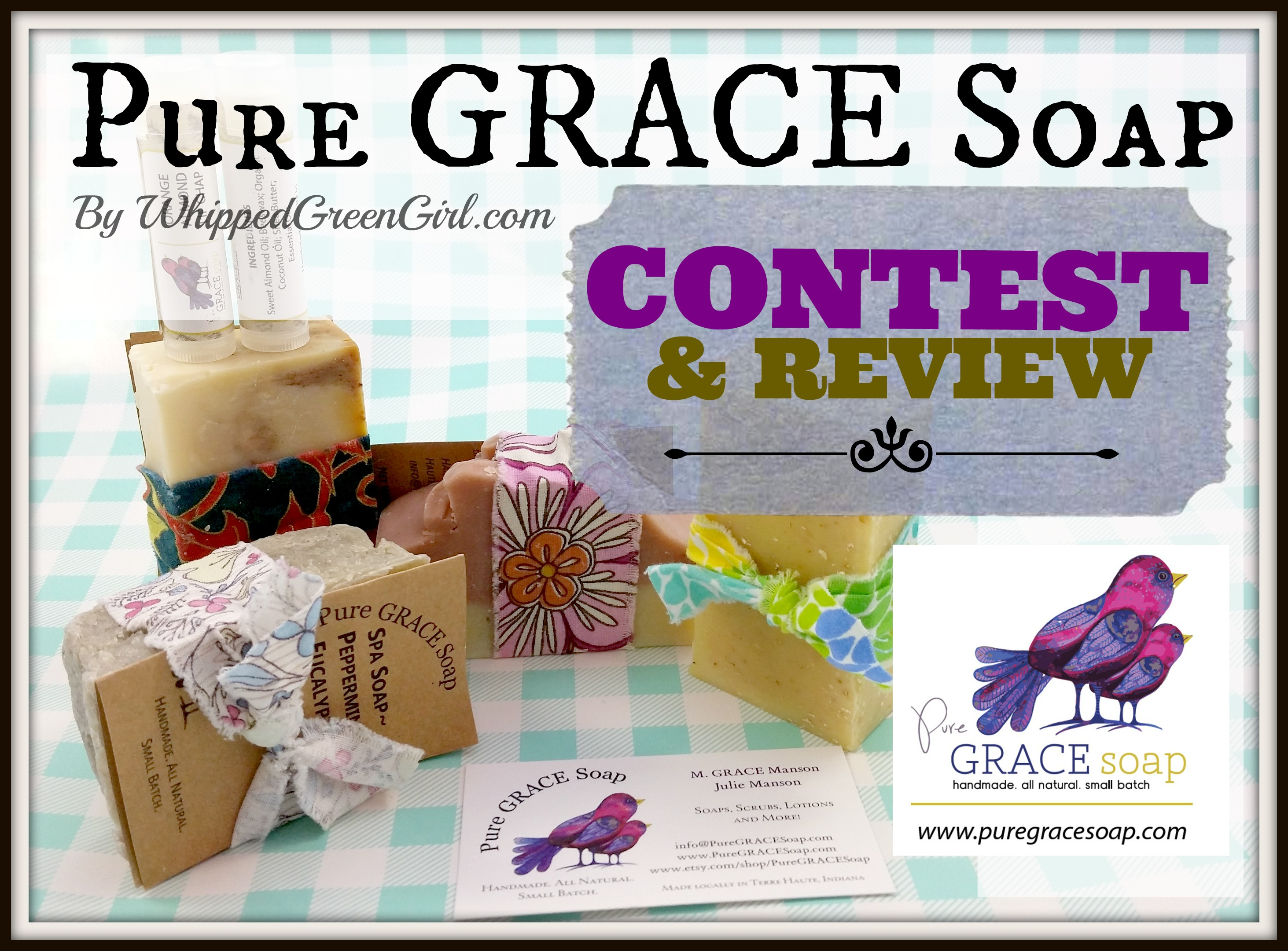 PureGraceSoap.com Review