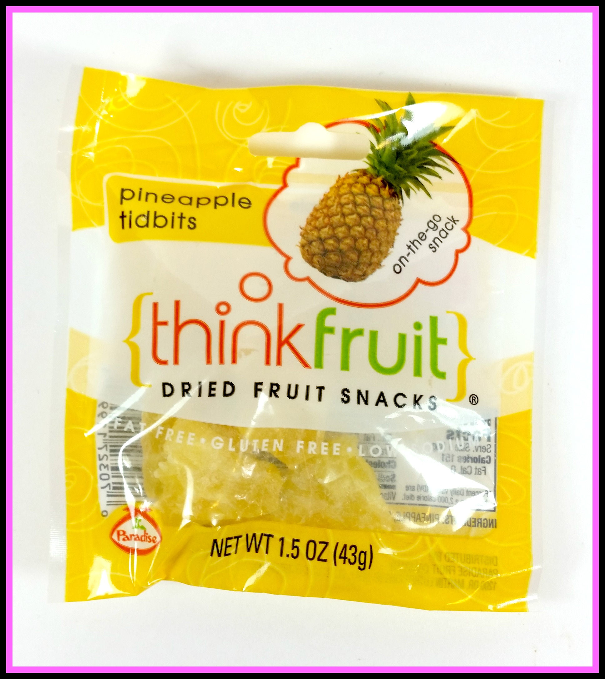 Pineapple Tidbits Urthbox