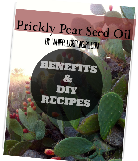 DIY Prickly Pear Seed Oil Recipes