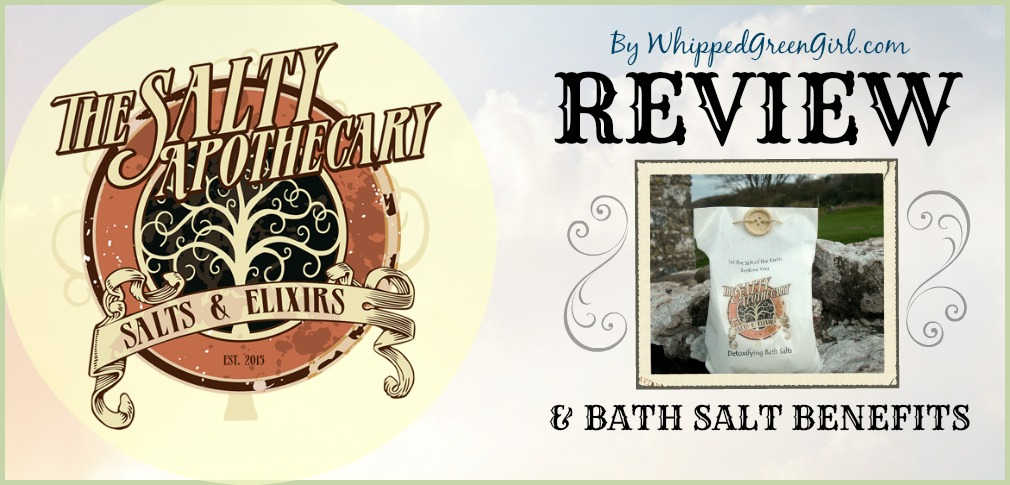 Salty Apothecary Review Detox Salts