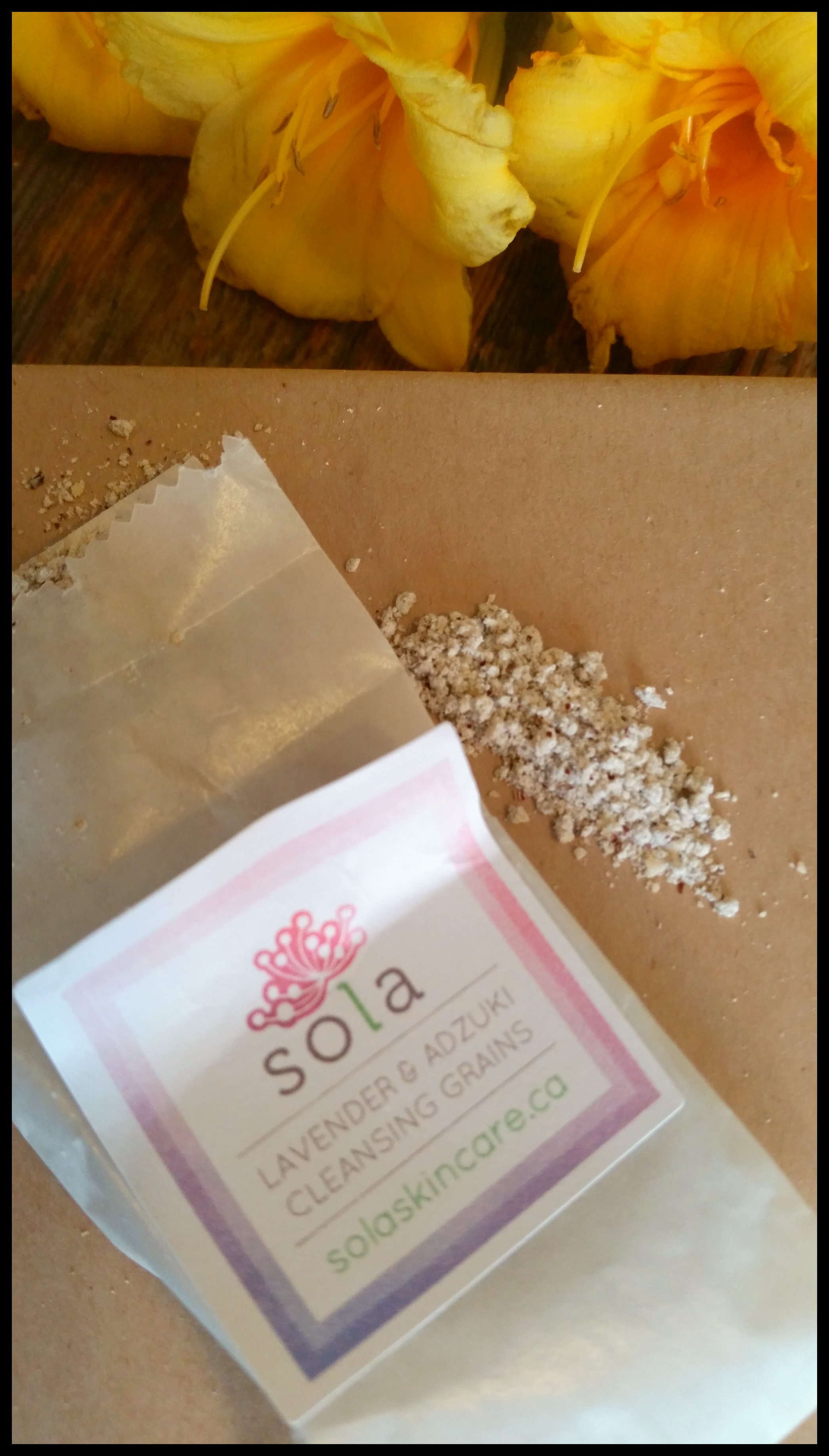 Sola Skincare (Sampler Set #REVIEW) By WhippedGreenGirl.com (#handmade, #healthy #skincare for the whole family)