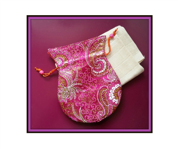Pink and green review SACHET & CLOTH