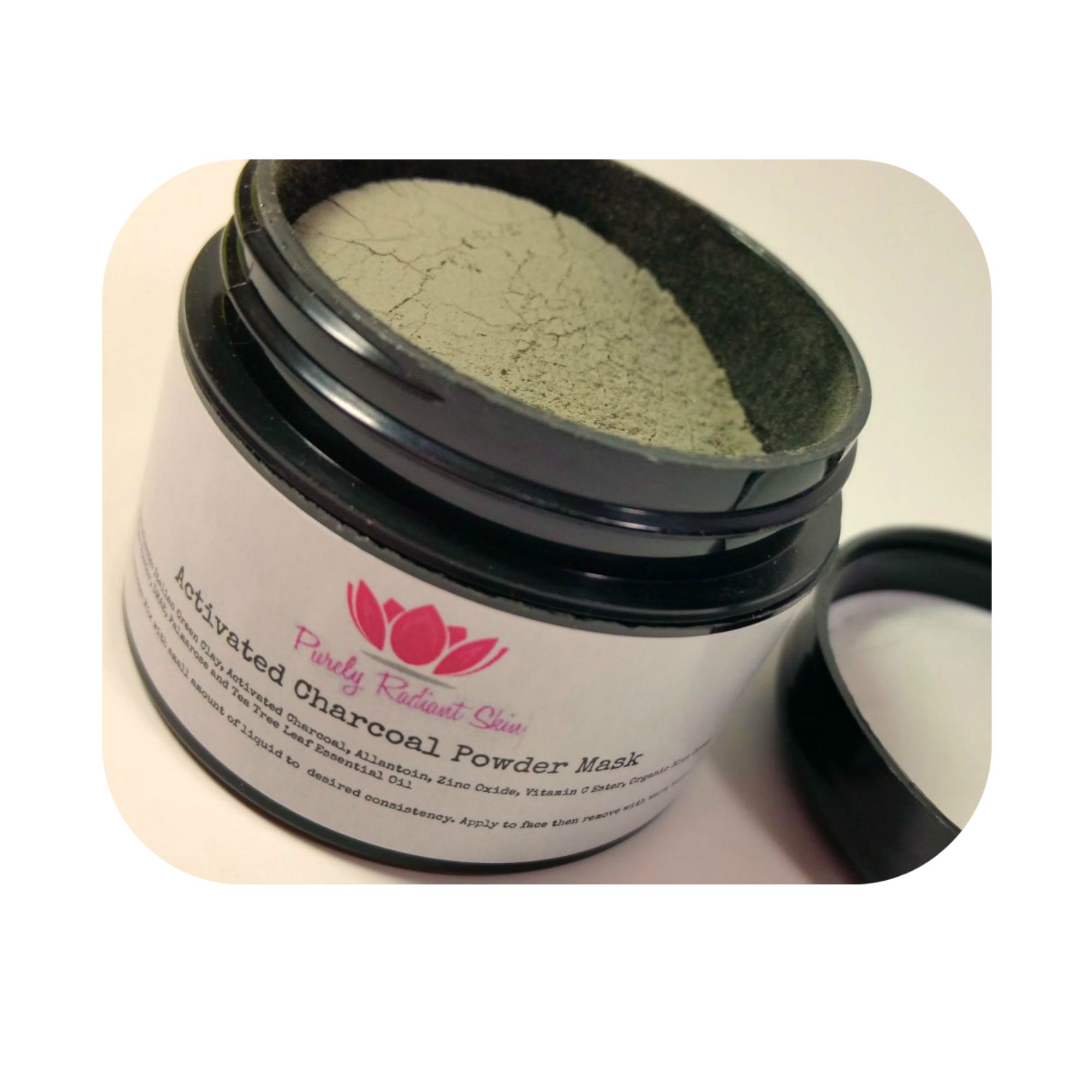 Purely Radiant Skin Review (Activated Charcoal Powder Mask) #organic #skincare #review