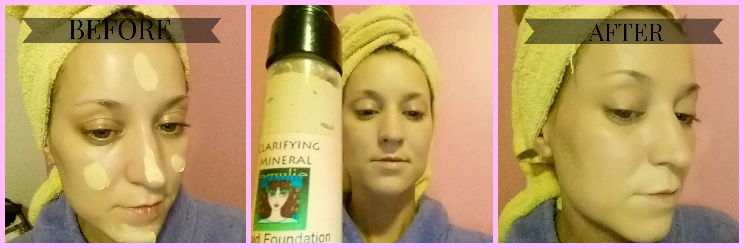Erzulie Cosmetics Review (By WhippedGreenGirl.com) #ORGANIC #CLEAN #SAFE #MAKEUP (before & after pics included)