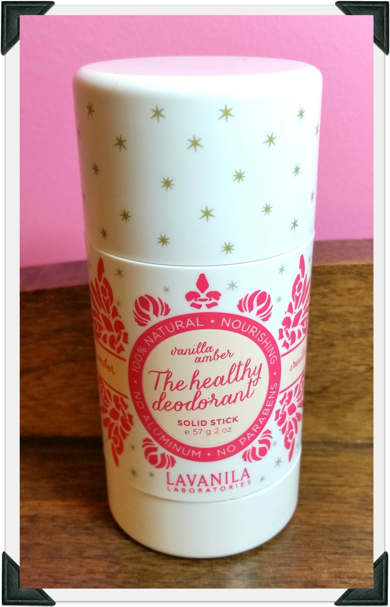 Lavanila Starlight Deo Trio #Review (By WhippedGreenGirl.com) New #Lavanila Deo kits - 3 full sizes! Save$ & get the best #organic deos!