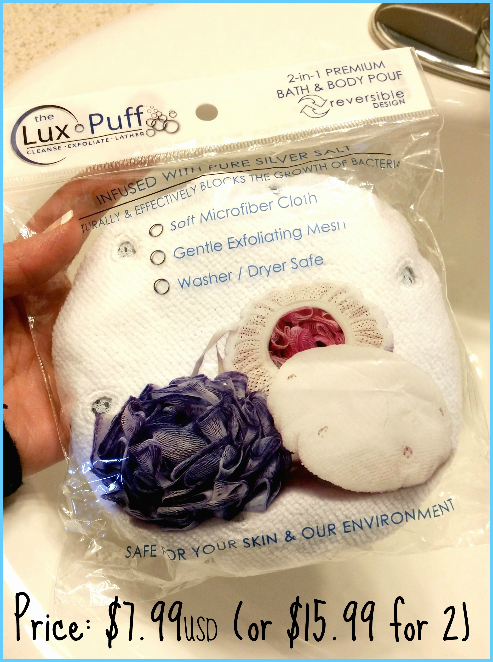 The Lux Puff Review by WhippedGreenGirl.com