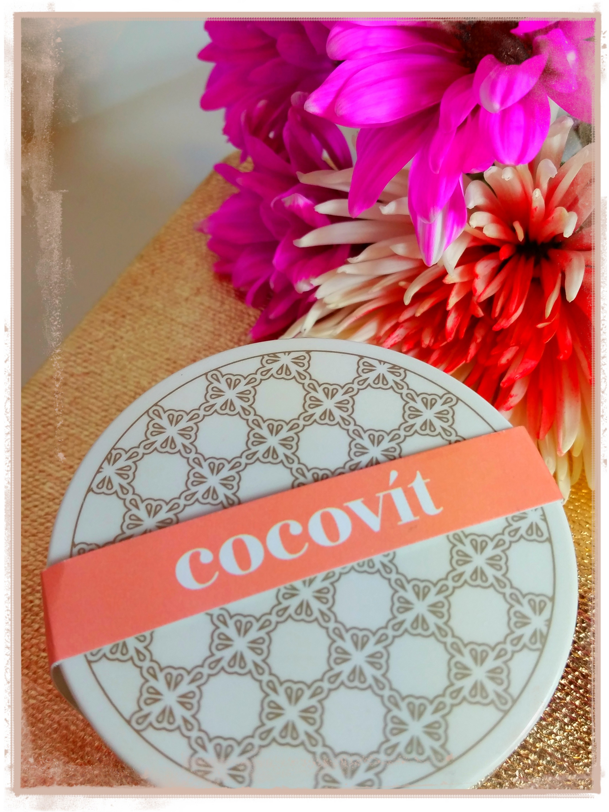 Cocovit Review By WhippedGreenGirl.com - #organic #allnatural #skincare (my little miracle jar!)