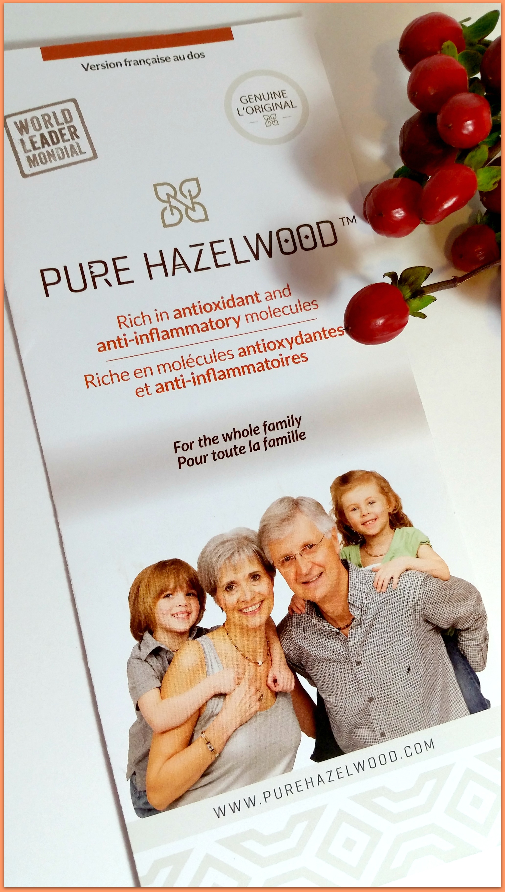 Pure Hazelwood Review