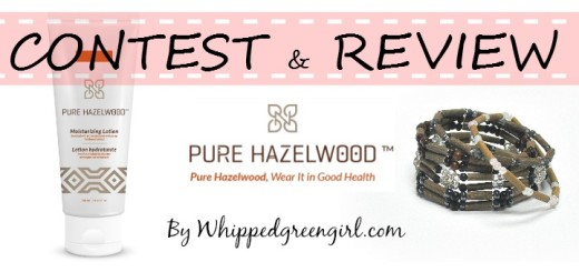 Pure Hazelwood Review (By WhippedGreenGirl.com) #Rich in antioxidants & great for the whole family!