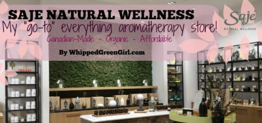 Saje Natural Wellness Review (by WhippedGreenGirl.com)