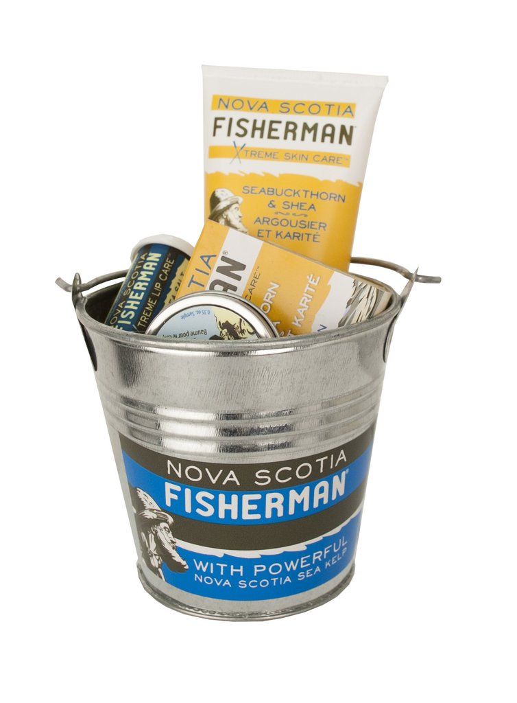 Nova Scotia Fisherman Review (By WhippedGreenGirl.com) #CanadianMade #organic #skincare using #kelp