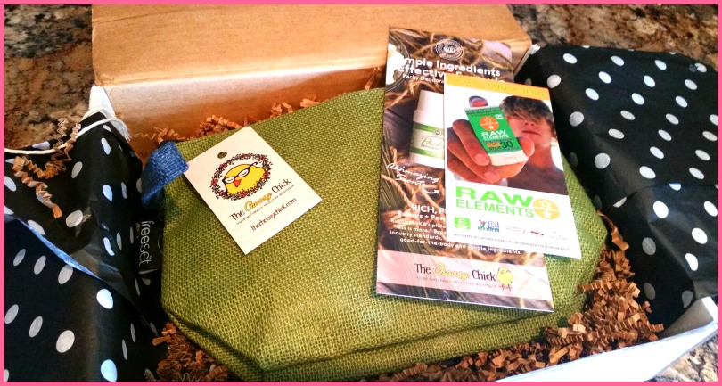 TheChoosyChick.com Review - SAMPLER BAG #Review (by WhippedGreenGirl.com) #Organic #Online #Shopping - my go to toxic-free skincare store