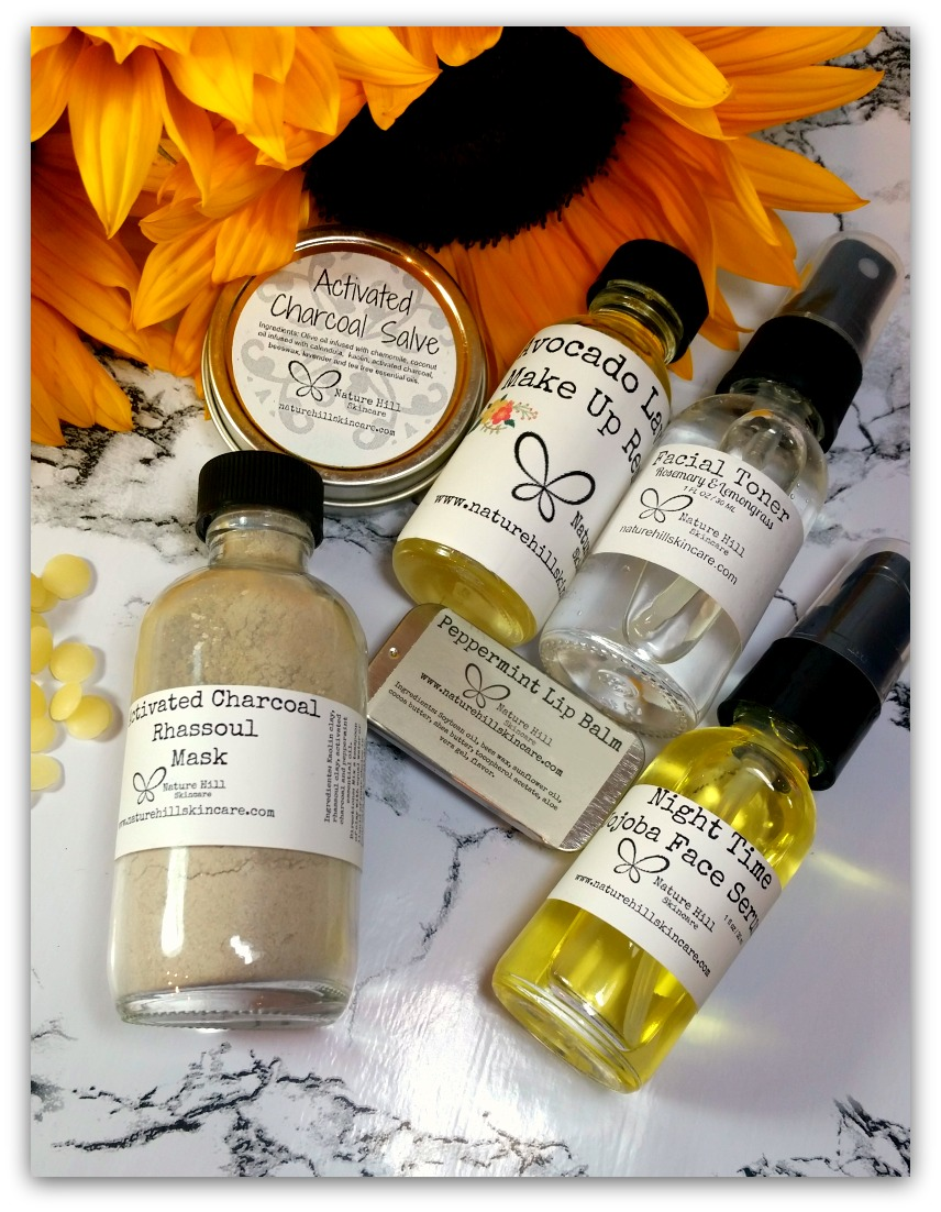 Nature Hill Skincare Review (By WhippedGreenGirl.com) 10% #couponcode #organic #natural #aromatherapy #skincare #contest