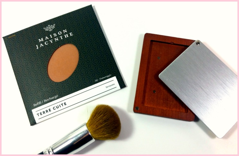 Maison Jacynthe MakeUp Review (by WhippedGreenGirl.com) #organic #makeup #toxicfree #skincare