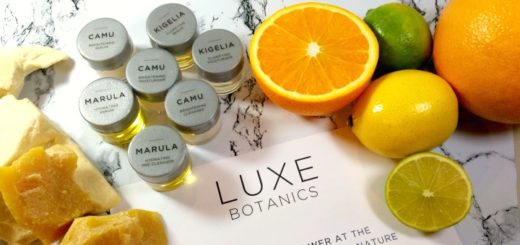 High-Grade Carrier Oils - Luxe Botanics Review NEW! Discovery Kits +7 superior carrier oils (By WhippedGreenGirl.com) #organic #skincare #aromatherapy #essentialoils