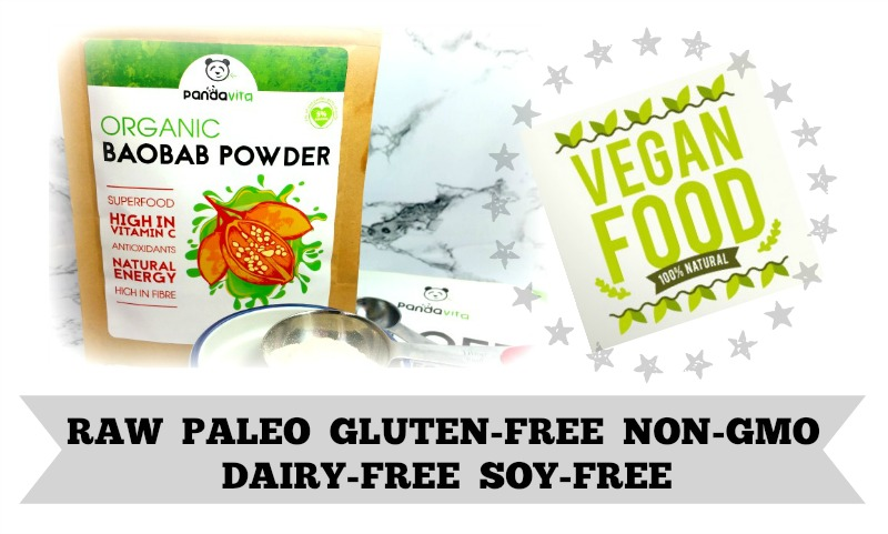 Organic Baobab Powder Review & Contest
