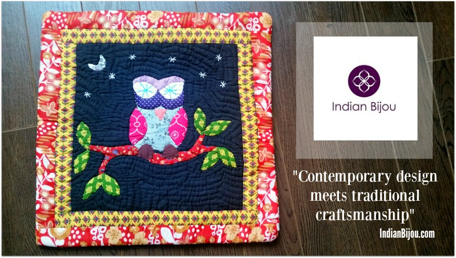 Indian Bijou Cushion Cover Review