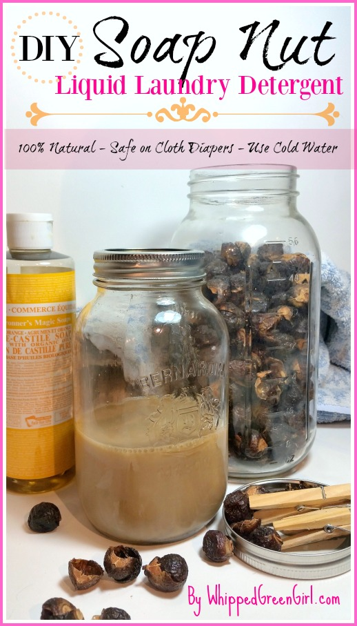 Diy soap nut liquid laundry detergent whippedgreengirl diy soap nut liquid laundry detergent recipe by whippedgreengirl soapnuts solutioingenieria Image collections