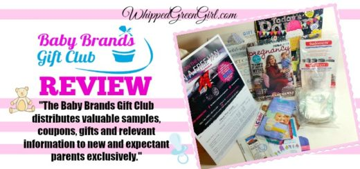 Baby Brands Gift Club Review (By WhippedGreenGirl.com) #BabyBrandsGiftClub #Parents #Baby #Coupons #Contests