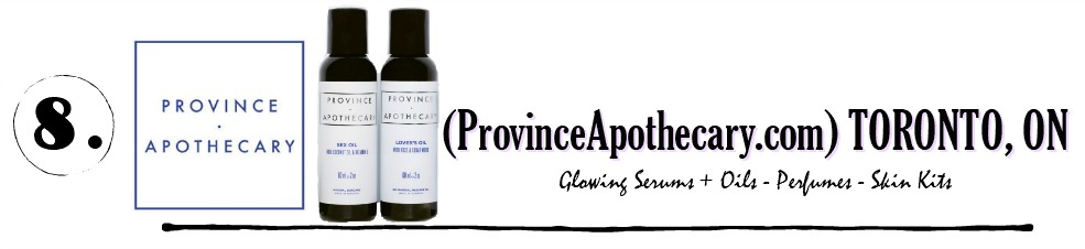 Best Canadian Organic Skincare Coming 2018 (by WhippedGreenGirl.com) #Vegan #CrueltyFree #Aromatherapy #Organic #skincare #Canada #2018