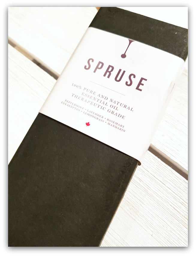 Spruse Essential Oils Review (by WhippedGreenGirl.com) #aromatherapy #Canada #essentialoils #pure #natural #spruse