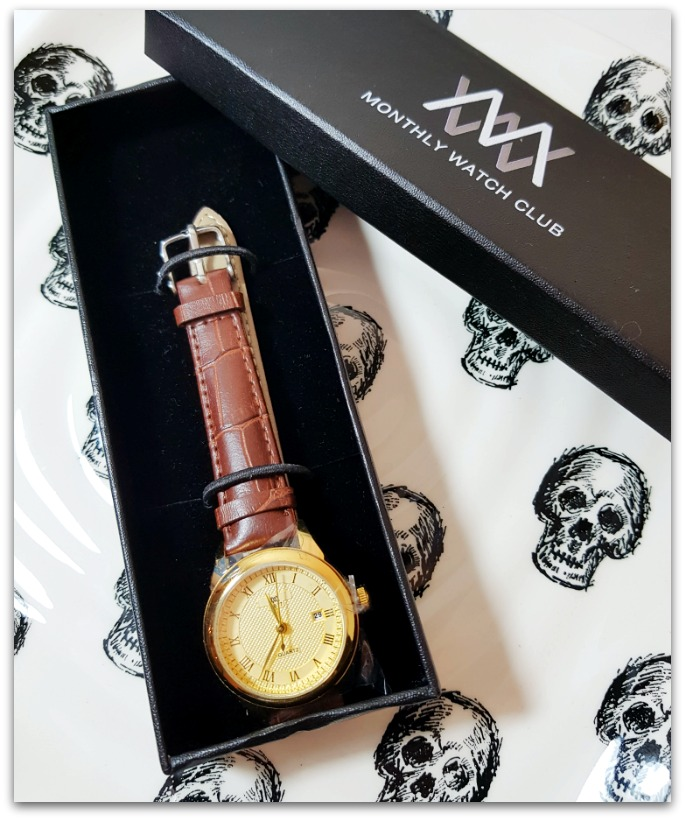 Monthly Watch Club Review (By WhippedGreenGirl.com) Monthly Subscription Box! #watch #subscriptionbox #review #club