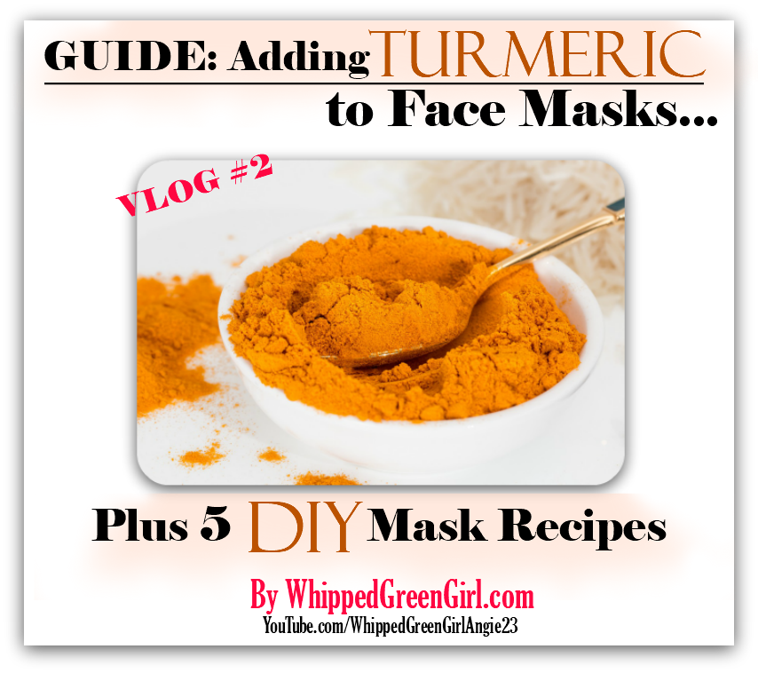 Adding turmeric to face masks whippedgreengirl adding turmeric to face masks by whippedgreengirl 3 diy turmeric face mask recipes solutioingenieria Choice Image