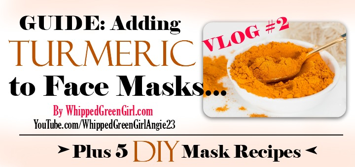 Adding turmeric to face masks whippedgreengirl solutioingenieria Choice Image