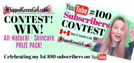 YouTube 100 Subscribers CONTEST (By WhippedGreenGirl.com) #YouTube #SmallYouTuber #WIN #CONTEST #FREE #CELEBRATE