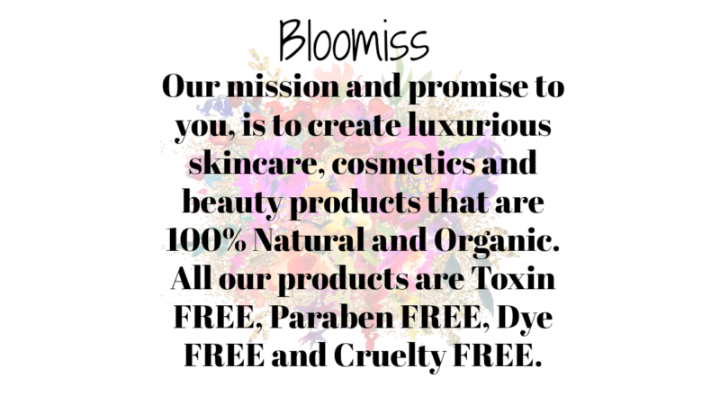 Bloomiss Blooming Gloss Review (by WhippedGreenGirl.com) My favorite #allnatural #lipgloss! #crueltyfree #parabenfree